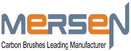 Mersen Carbon Brushes Logo